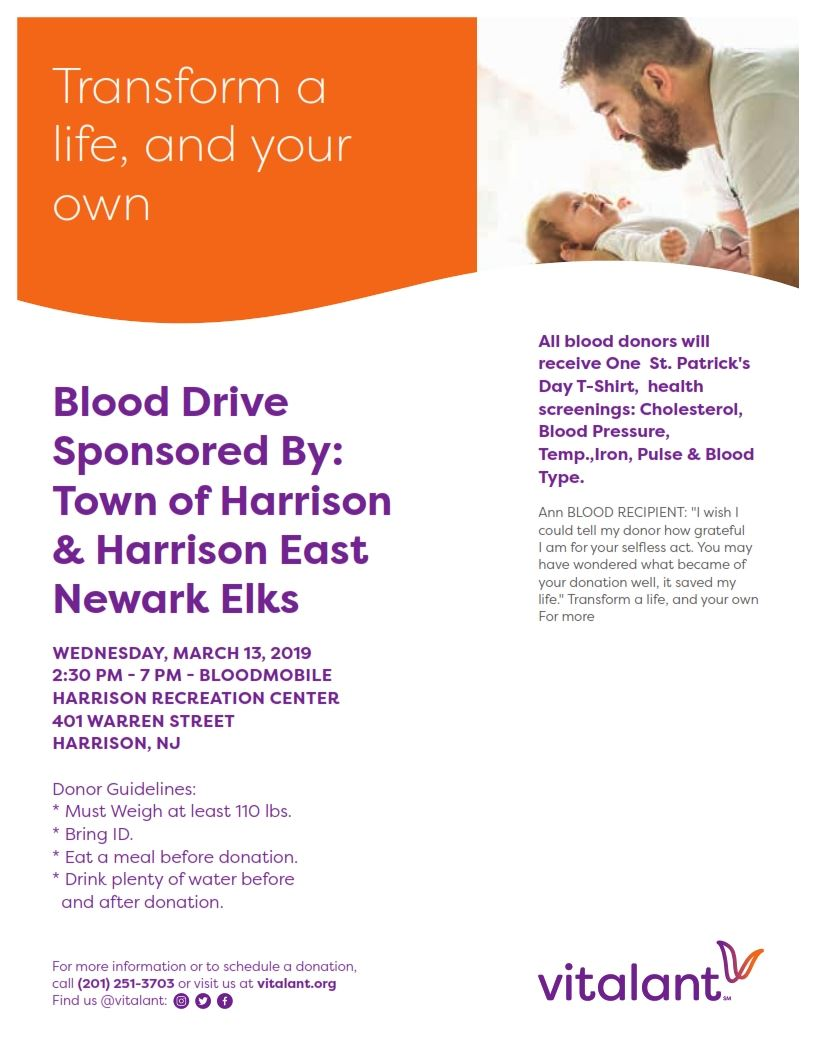 Community Blood Services Town of Harrison