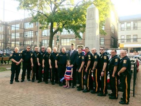 Police Department Harrison Nj